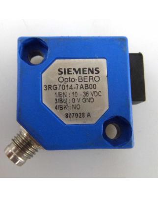 Siemens Opto-BERO Reflexions-Lichttaster 3RG7014-7AB00 GEB
