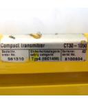 Leuze Lichtvorhang lumiflex Compact Sender CT30-1050 + Empfänger CR30-1050 GEB
