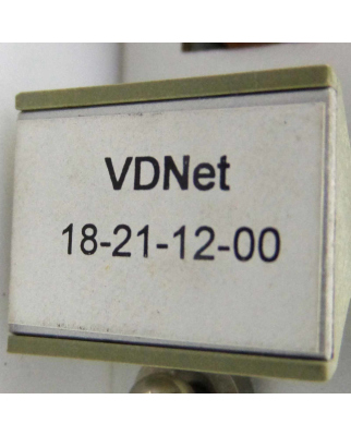 PEP Modul VDNet 18-21-12-00 VMOD-2 31.112.2010.1 GEB