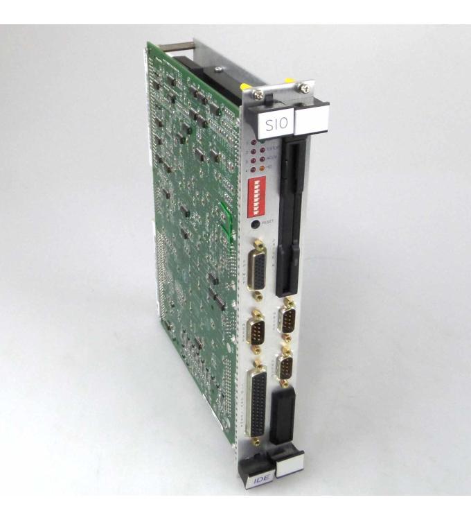 Adept Floppy Harddrive Module SIO/IDE 30332-22350 REV.C 10332-22000 REV.G GEB
