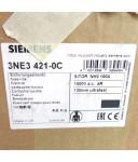 Siemens Sitor Sicherungseinsatz 3NE3 421-0C (2Stk.) OVP