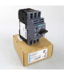 Siemens Leistungsschalter 3RV2011-0HA25 OVP