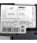 Siemens Leistungsschalter 3RV1011-1FA15 #K2 OVP