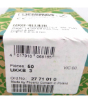Phoenix Contact Doppelstockklemme UKKB3 2771010 (50Stk.) SIE