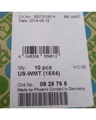 Phoenix Contact Kabelmarker US-WMT (18X4) 0828768 (10Stk.) SIE