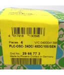 Phoenix Contact Solid-State-Relaismodul PLC-OSC- 24DC/48DC/100/SEN 2966773 (4Stk.) SIE