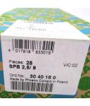 Phoenix Contact Stecker SPB 2,5/9 3040180 (25Stk.) SIE