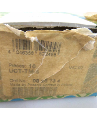 Phoenix Contact Marker UCT-TM 5 0828734 (10Stk.) OVP
