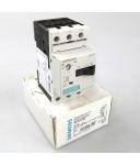 Siemens Leistungsschalter 3RV1011-0KA10 OVP