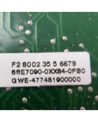 Simovert Messgeberbaugruppe SBR1 6SE7090-0XX84-0FB0 GEB