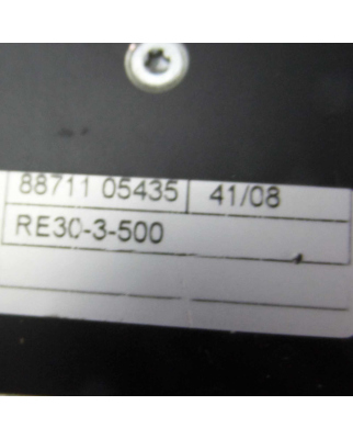 Dunkermotoren EC-Motor BG65X25PI + RE30-3-500 GEB
