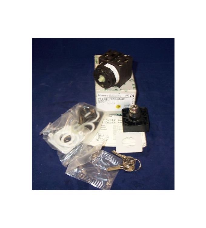 Klöckner Moeller EIN-AUS-Schalter T0-3-8341/EZ/S OVP