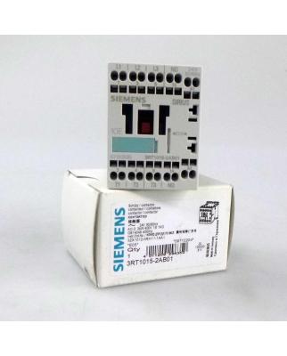 Siemens Leistungsschütz 3RT1015-2AB01 OVP