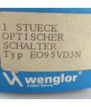 wenglor Einweglichtschranke Empfänger EO95VD3N OVP