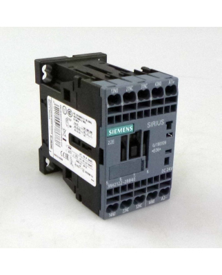 Siemens Hilfsschütz 3RH2122-2BB40 24V NOV