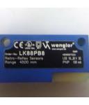 wenglor Spiegelreflexschranke LK88PB8 OVP