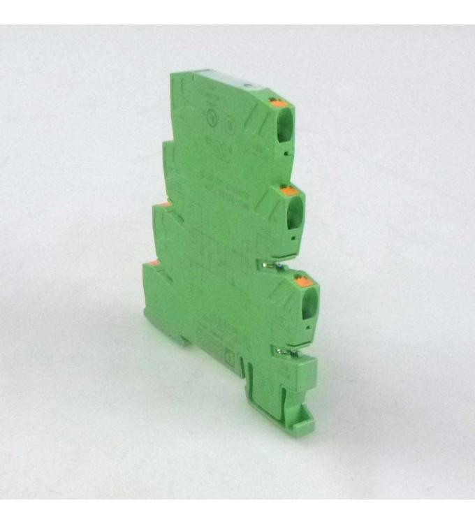 Kopie von Phoenix Contact Zugfeder-Schutzleiterklemme ST16-PE 3036165 (7Stk.) OVP