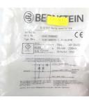 BERNSTEIN induktiver Sensor KIB-Q08PS/1,5-KLSM8 6502980002 OVP