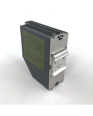Simatic SITOP DC-USV Modul 6EP1 931-2DC21 GEB