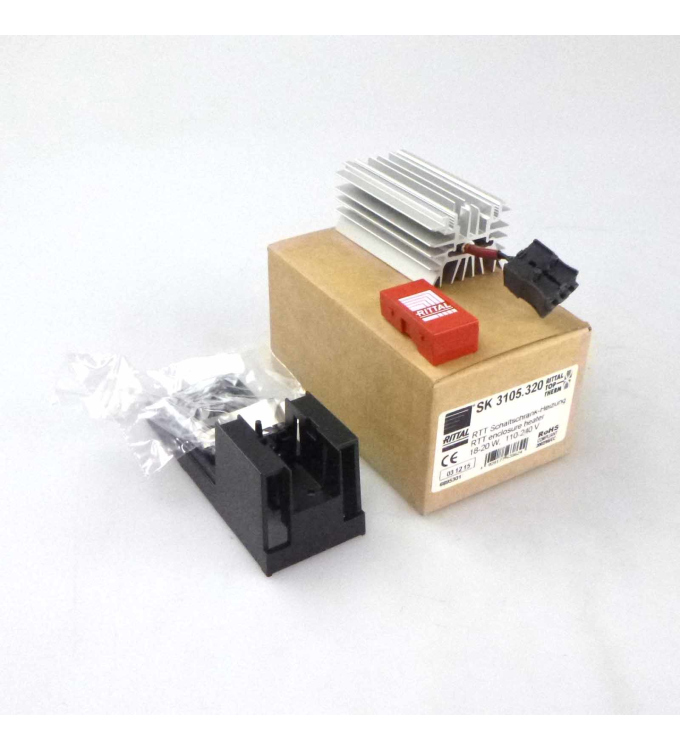 RITTAL Schaltschrank-Heizung SK 3105.320 18-20 W OVP