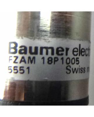 Baumer electric Näherungsschalter FZAM 18P1005 GEB