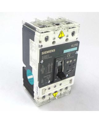 Siemens Leistungsschalter 3VL3725-1AA36-0AA0 + 3VL9325-6SP30 GEB