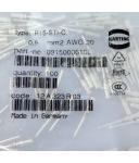 Harting Crimpkontakt, Stecker R15-STI-C 09150006103 (100Stk.) OVP