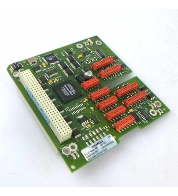 Siemens PCI104-Baugruppe 6ES7648-2CE20-0AA0 A5E00502392 KS:002 GEB