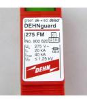 DEHN ÜBERSPANNUNGS-ABLEITER DEHNguard 275FM 900620 OVP