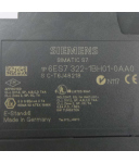 Simatic S7-300 SM322 6ES7 322-1BH01-0AA0 E-Stand:06 GEB