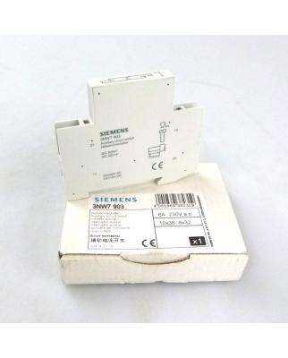 Siemens Hilfsstromschalter 3NW7903 OVP