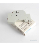 Siemens Hilfsstromschalter 5SX9100 OVP