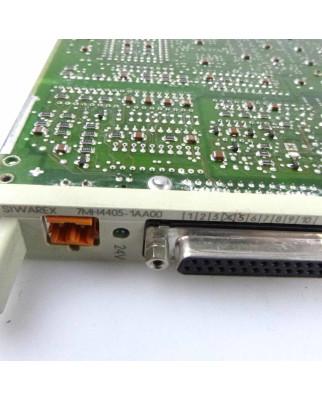 Siemens Siwarex S5 7MH4405-1AA00 E-Stand:04 GEB
