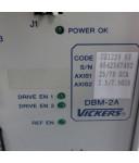 Vickers Servo-Drive DBM-2A CG122003 GEB