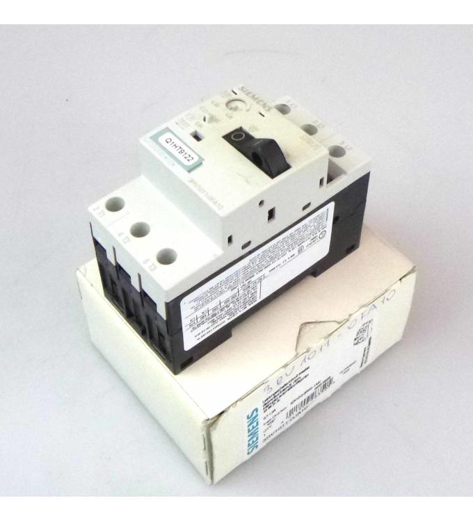 Siemens Leistungsschalter 3RV1011-0FA10 OVP