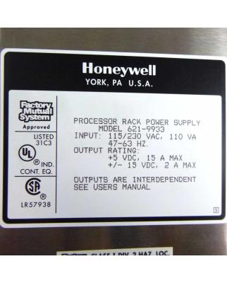 Honeywell Power Supply 621-9933 OVP
