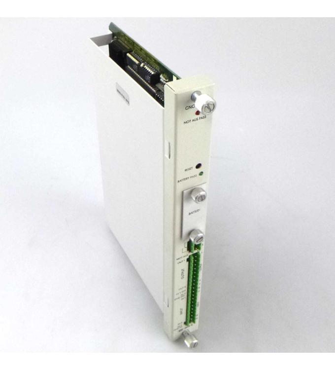 Honeywell CNC-CPU 622-3010-S GEB