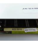 KAT / Honeywell CNC-CPU 622-3010 GEB