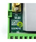 Siemens Bustreiber C73451-A347-B202 GEB
