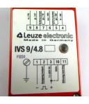 Leuze Verstärker IVS9/4.8 50012303 OVP