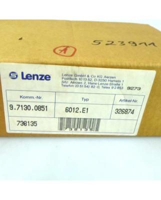 Lenze Optionsbaugruppe 6012.E1 326874 OVP