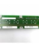 KAT F-Tastenplatine K8-0015 Vers.2.0/5/94 NOV