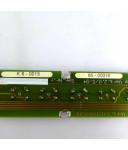 KAT F-Tastenplatine K8-0015 Vers.2.0/5/94 GEB