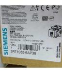 Siemens Schütz 3RT1055-6AP36 220-240V OVP