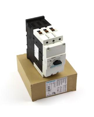 Siemens Leistungsschalter 3RV1041-4JA10 OVP