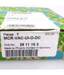 Phoenix Contact Spannungsmessumformer MCR-VAC-UI-O-DC 2811103 OVP