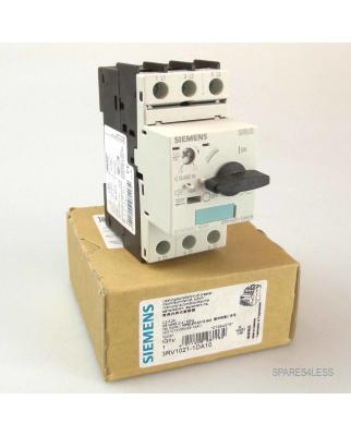 Siemens Leistungsschalter 3RV1021-1DA10 OVP