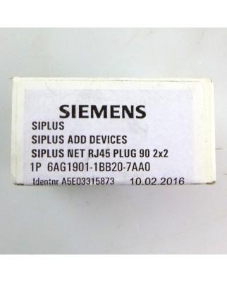 Siemens SIPLUS NET RJ45 Plug 6AG1901-1BB20-7AA0 SIE