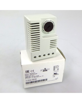 STEGO Elektronischer Thermostat ETL 011 OVP