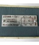 Rexroth Hydronorma Rückschlagventil Z2S6B-1-00Y GEB